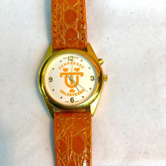 "University of Tennessee ""Go Vols"" Vintage Watch"